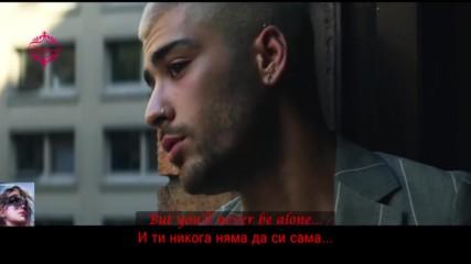 New! Zayn ft. Sia - Dusk Till Dawn ( Официално видео) превод & текст
