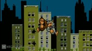 Retrocade- Rampage (pixel Animation)