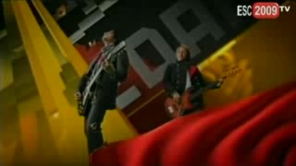 Regina - Bistra Voda(eurovision 2009 - Bosnia - Herzegovina)