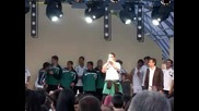 Ивелин Попов пее за Цска