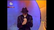 Стоян изненадава с най - доброто изпълнение за вечерта с песента на Сашо Роман Мой Ангеле - music idol 2 - 31.03.08 HQ