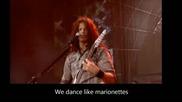 Megadeth - Symphony of Destruction Live at Sofia 2010 with Lyrics
