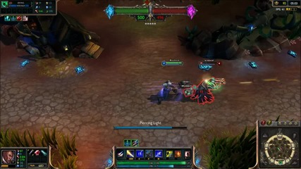 Lucian's Special Taunts for Thresh, Hecarim, and Mordekaiser