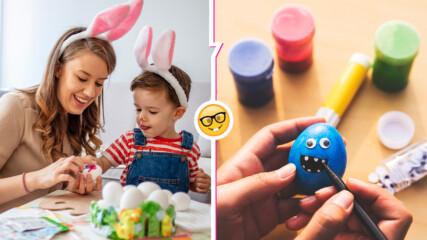 Боядисване на великденски яйца, но с природни методи и подръчни материали: Как да го направим?