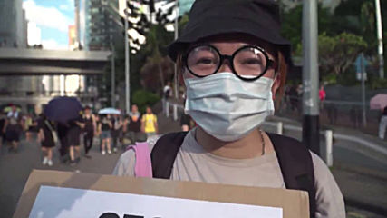 Hong Kong: Anti-extradition demos continue as protesters decry police violence