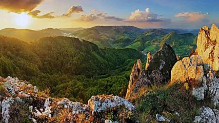 Високи сини планини