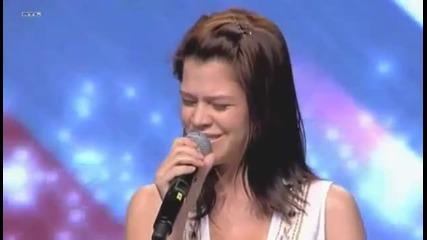 Muri Eniko - Someone like you - X Factor Hungary 2011
