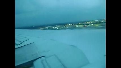 Перфектно кацане на летище Атланта