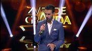 Alen Hasanovic - Kao moja mati - (Live) - ZG 2014 15 - 04.10.2014. EM 3.