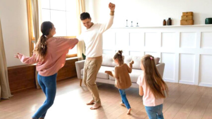 5 начина да укротите енергичното дете