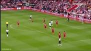 Първи Хет-трик на Робин ван Перси с екипа на Manchester United ~ 02.09.2012 ~ Hd