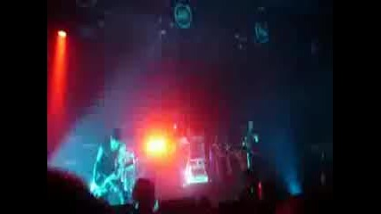 The Prodigy - Their Law - Run with the wolves tour Southend 2010