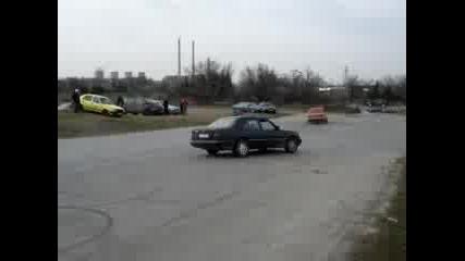 Мерцедес Failed Drift
