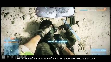 Battlefield 3 Rap