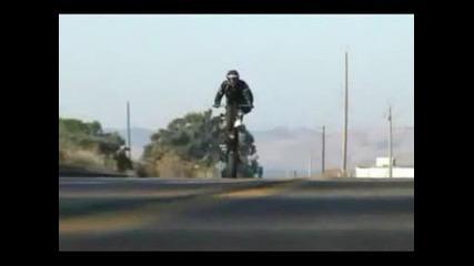 Supermoto Stunt Man