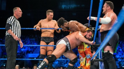 The New Day vs. Samoa Joe, The Miz & Rusev – Six-Man Tag Team Match: SmackDown June 5, 2018 (Full Match)