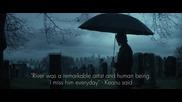 Киану Рийвс - Tribute: Мъката променя формата си, но тя никога не свършва - Epic Cinematic | Music