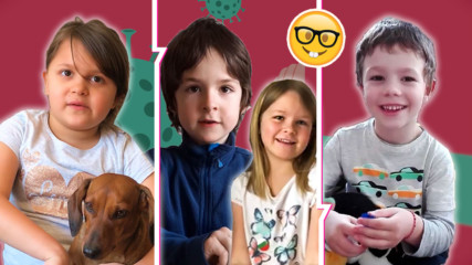 Децата знаят всичко: какво мислят за коронавируса, изолацията и ген. Мутафчийски?