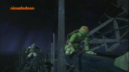 костенурките нинджа