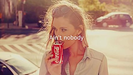 Felix Jaehn - Aint Nobody ft. Jasmine Thompson (lyrics)