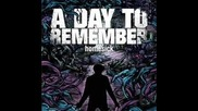 A Day To Remember - Welcome To The Family