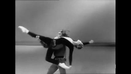 Plisetskaya and Liepa in Legend of Love (1965)