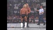 Hollywood Hulk Hogan vs. Lex Luger - Nitro 04.08.97 [ Високо Качество ]