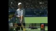 Аустралиан Опен 2001 : Haas - Хюит   Част1