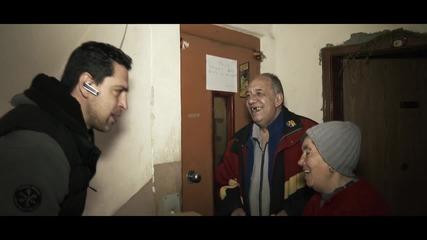 Евгени Иванов-Пушката Дари Празничен Пакет на Семейство Пенсионери