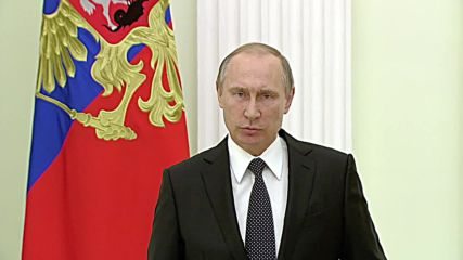 Russia: Putin offers his condolences to President Hollande after Nice attack