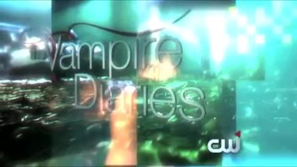 Промо на 13 епизод от 3 сезон на Дневниците на вампира | The Vampire Diaries |