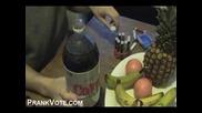Бтутално Прецакване С Кока - Кола