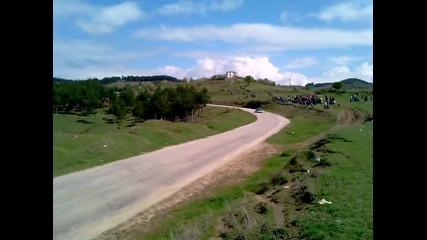 Рали Благоевград 2010 - първи кръг на националния планински шампионат