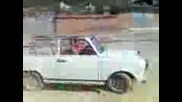 Drift S Trabant - Balkito