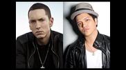 Hoвото парче на Eminem ft Bruno Mars - Lighters *2011* New
