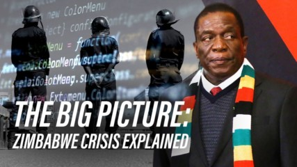 Zimbabwe's Crisis: Here's why the internet is shut down