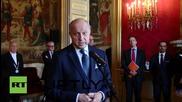 France: Laurent Fabius lambasts US Ambassador over NSA spying scandal
