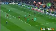 Шахтьор (донецк) - Барселона 0:1