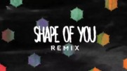 Ed Sheeran feat Zion and Lennox - Shape Of You Latin Remix (official Lyric Video) spring 2017