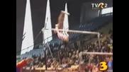 Падания в гимнастиката