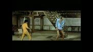 Bruce Lee vs Kareem Abdul - Jabbar