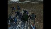 Total war Attila : викинги срещу саксонци