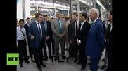 Russia: Rogozin touts Russo-Chinese trade ties as VP Wang Yang visits
