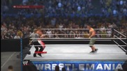 Wwe 2k14_ 30 Years of Wrestlemania - Ruthless Aggression Era - 9 (john Cena vs Hbk - Wm23)