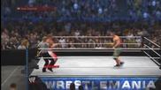 Wwe 2k14_ 30 Years of Wrestlemania - Ruthless Aggression Era - 9 (john Cena vs Hbk - Wm23)