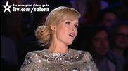 Журито Остана Без Думи След Това Изпълнение - Britains Got Talent!!!
