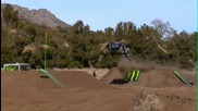 Monster Energy s Johnny Greaves Leap of Faith World Record Truck Jump