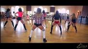 Мацките на Fraules с нова Twerk хореография