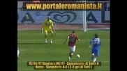 Roma - Sampdoria (2 - 0totti)