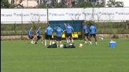 Илиан Илиев ще разчита на 30 футболисти за първия лагер